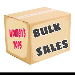 BULK CLOTHING, Men, Women & Children for sale